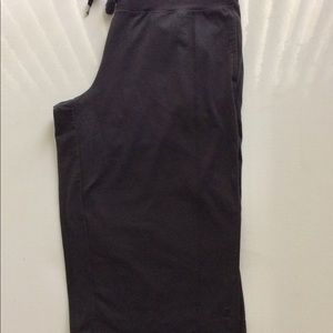 Danskin Now Shorts - Danskin Now Black Shorts  Size 16-18